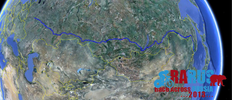 moskau - wladiwostok, 13d, 2h, 59´, 9208km, ...