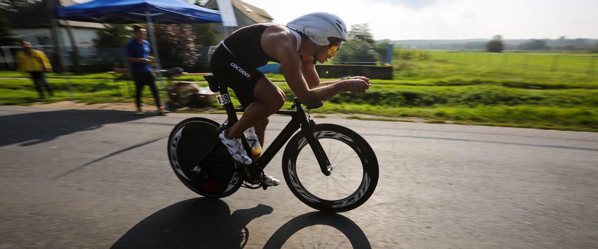 Sieg mit Streckenrekord @ Balatonman 2014