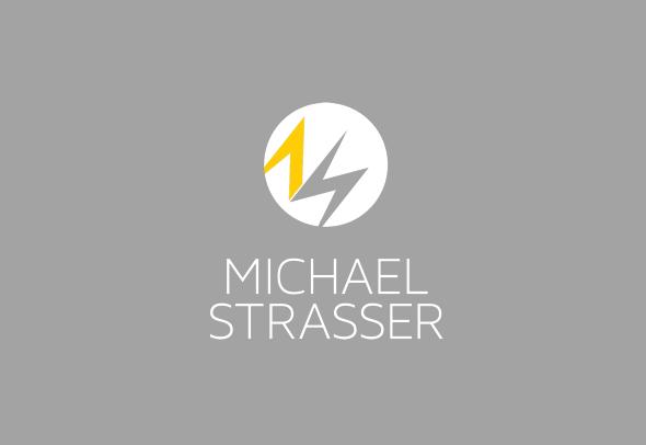 Michael Strasser Logo