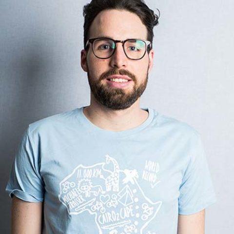 cairo2cape shirt tierwelt hellblau