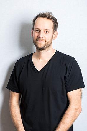 Portrait Christoph Wisser