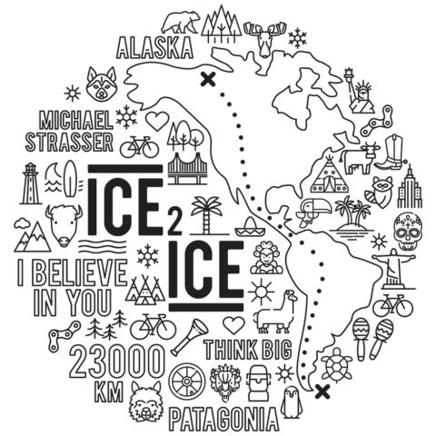 ice2ice Shirt Logo