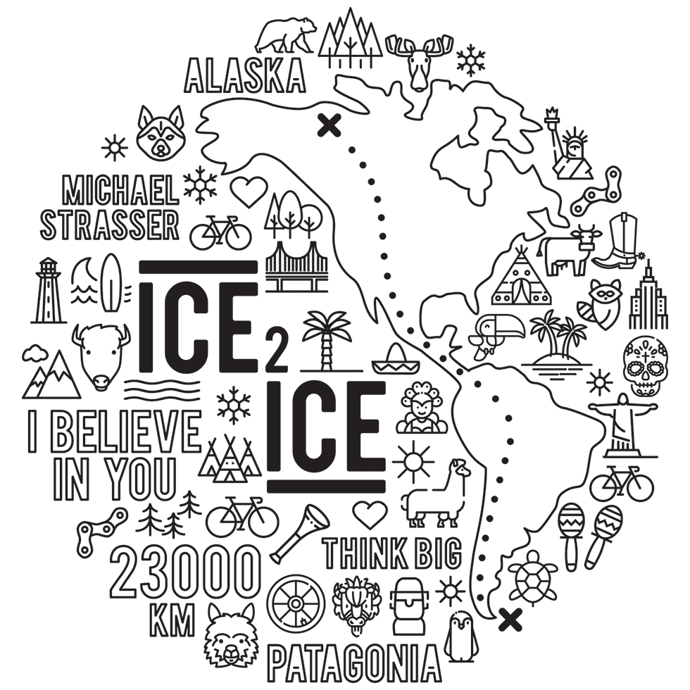 ice2ice shirt logo