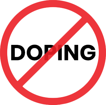 Kein Doping